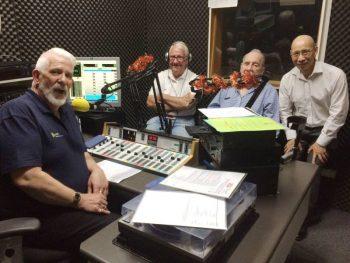Barrie, Don, Greg & Bryan Tyedin