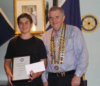 Damian Barbanera & Ian Bushby