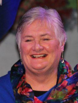Gail Robertson - President Rosanna Rotary club 2019-2020