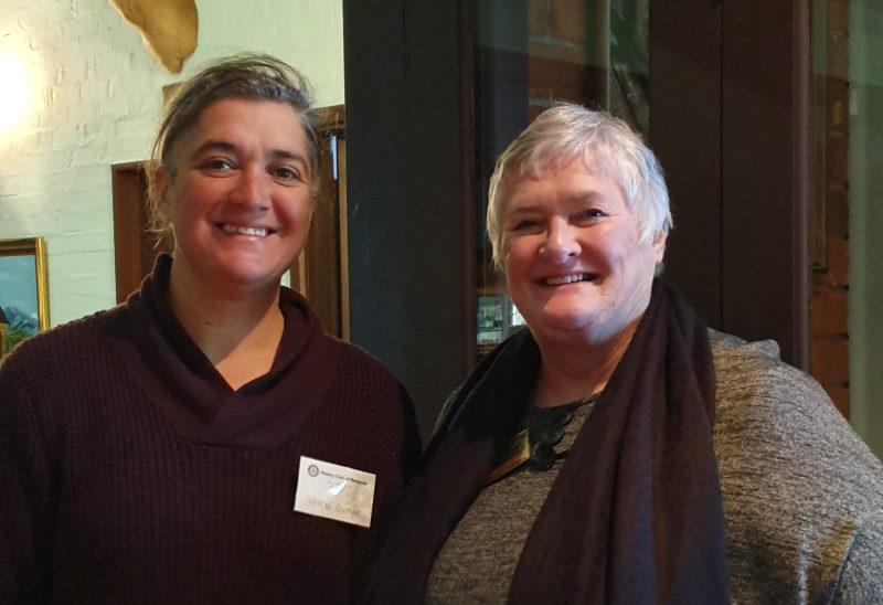Kerry Butler and Gail Robertson2