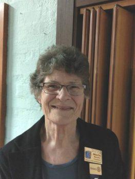 Merle Maunder-Rosanna Rotary club President 2018-2019-2
