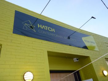 hatch contemporary exhibition-art-space